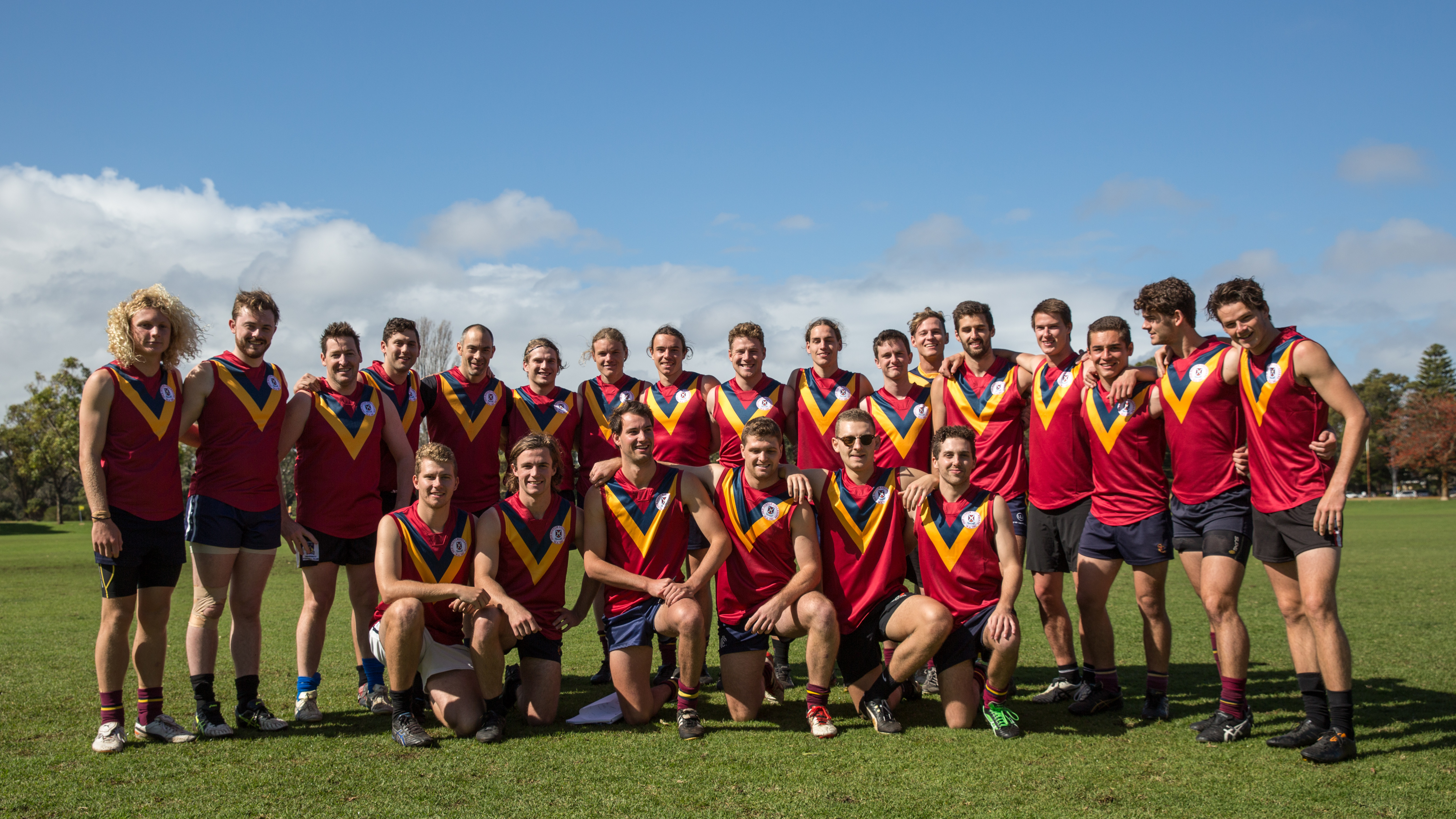 boot festival footy team