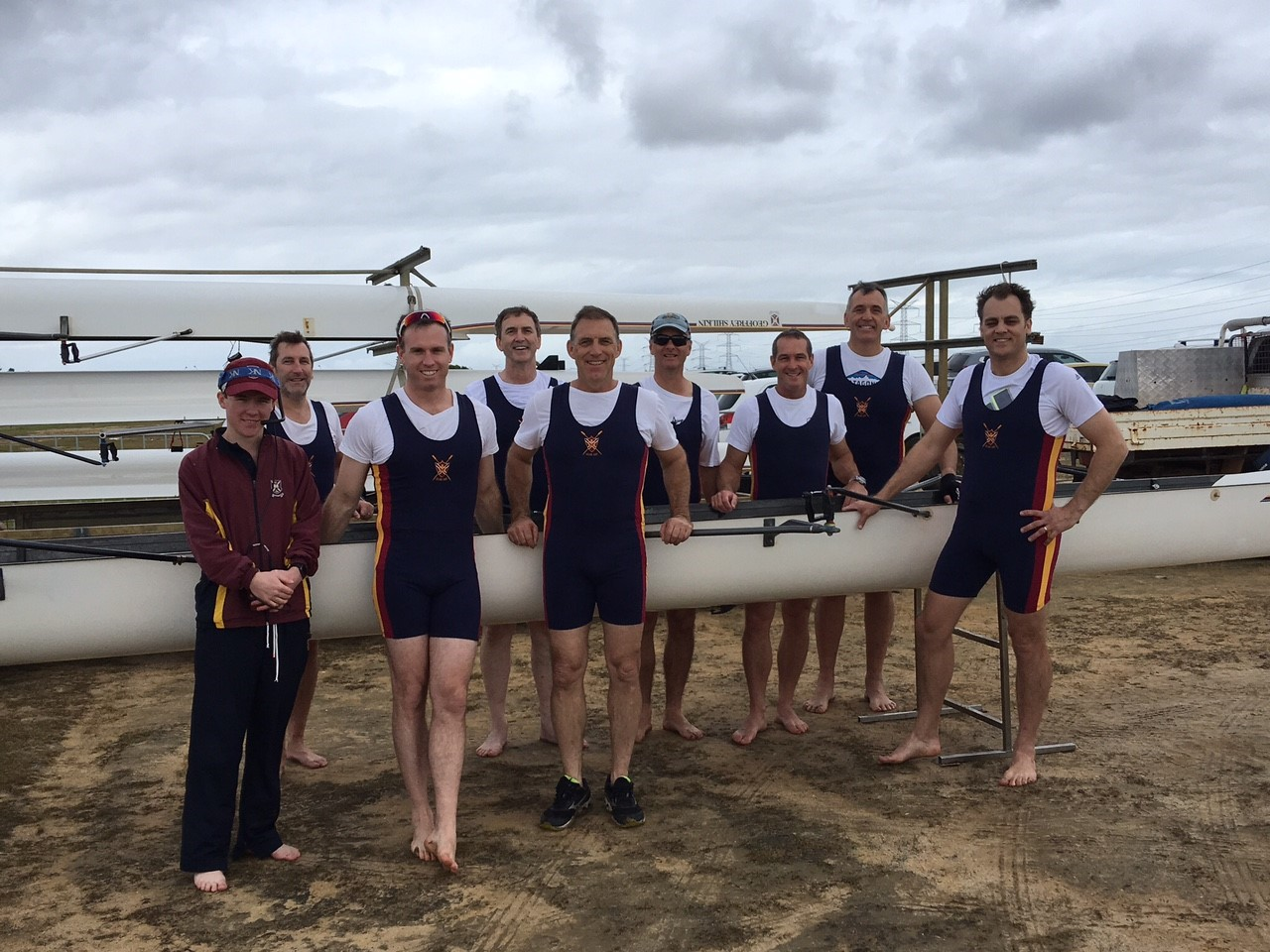 scotch masters rowing crew